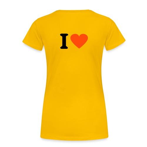 7element - Frauen Premium T-Shirt