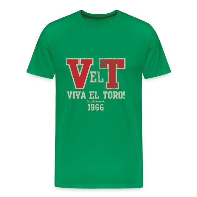 VIVA EL TORO! Collegiate Bulls