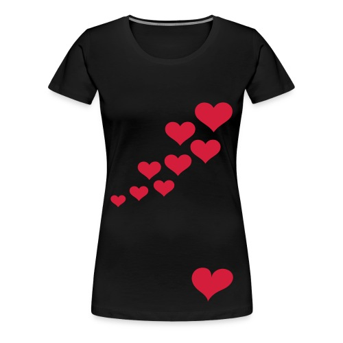 amore - Maglietta Premium da donna