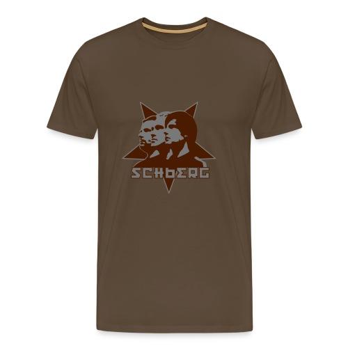 Sonderedition Frau Bahnfuss - Männer Premium T-Shirt