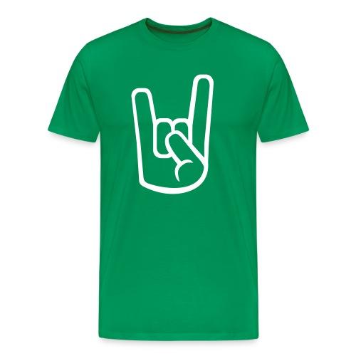 Rock's Hand homme  - T-shirt Premium Homme