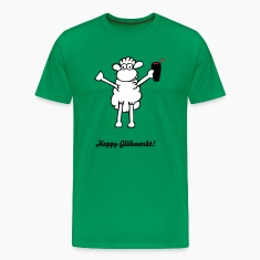 Mulled sheep Men's T-Shirts
