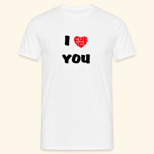 I X YOU - T-shirt Homme