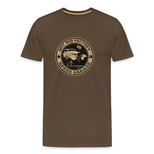 hotrod - Mannen Premium T-shirt