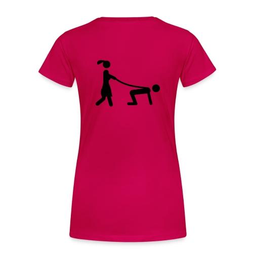Duggfrisk Harding - Premium T-skjorte for kvinner
