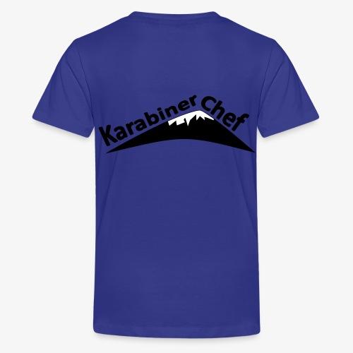 Karabiner Chef - (Kids) - Teenager Premium T-Shirt