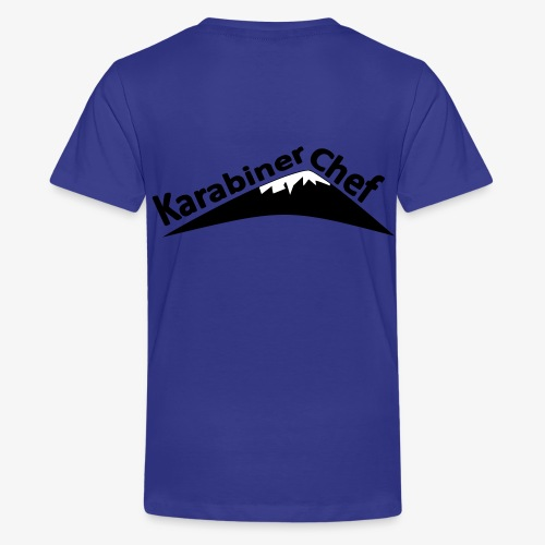 Karabiner Chef - (Kids) - Teenager Premium T-Shirt