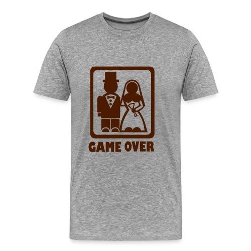 GameOver! - Lelo - Camiseta premium hombre