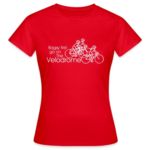 Velodrome - Women's T-Shirt