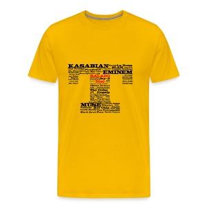 Balado 2010 - Men's Premium T-Shirt