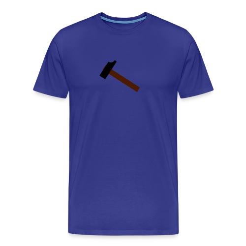 Vorschlagshammer - Männer Premium T-Shirt