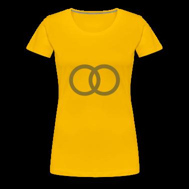 Ringe - Ehe - Hochzeit T-Shirts