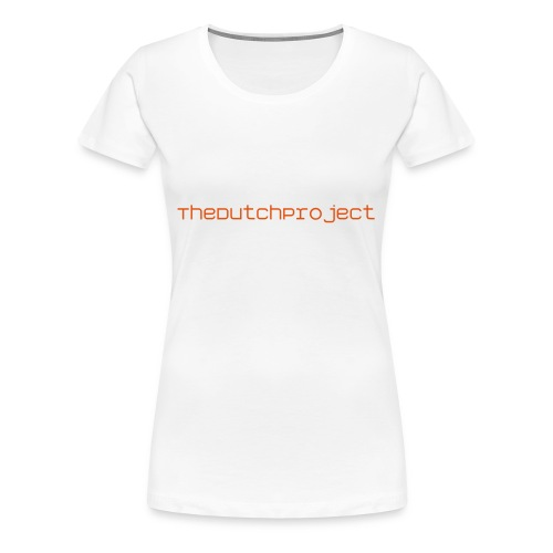 Women 'TheDutchProject' - Women's Premium T-Shirt