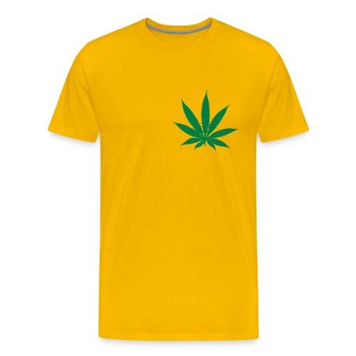 T-shirt homme série cannabis. - T-shirt Premium Homme