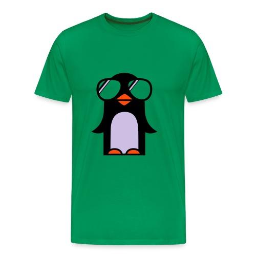 CoolPingu - Männer Premium T-Shirt