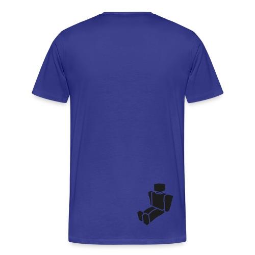 House Is - Men's Classic Light T-Shirt - Men's Premium T-Shirt