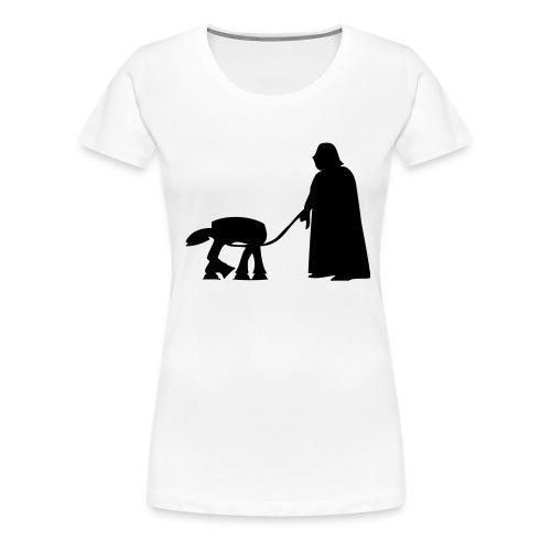 Walk it ladies - Premium-T-shirt dam