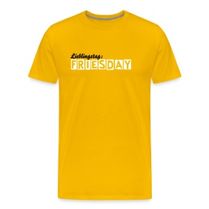Friesday - Männer Premium T-Shirt