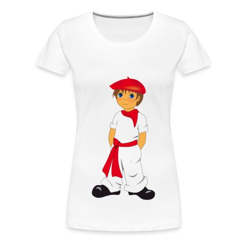 Love Pays Baque - T-shirt Premium Femme