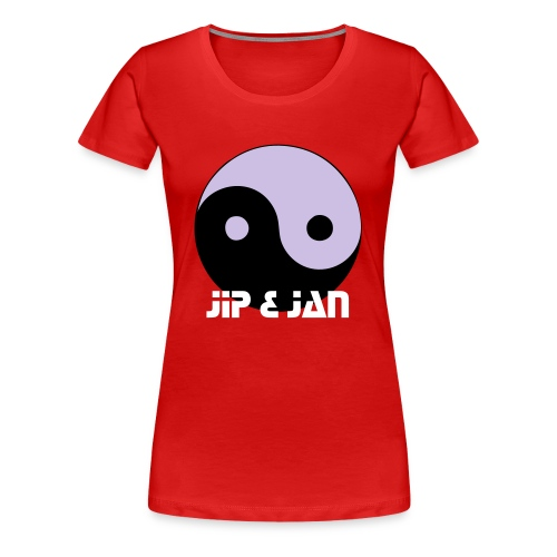smiley - Vrouwen Premium T-shirt