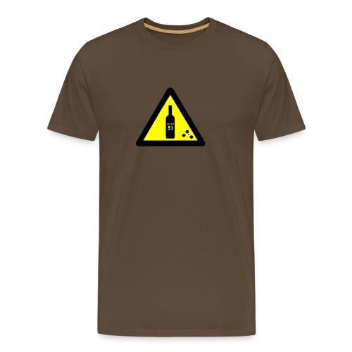 PETANQUE FASHION TSHIRT - Men's Premium T-Shirt
