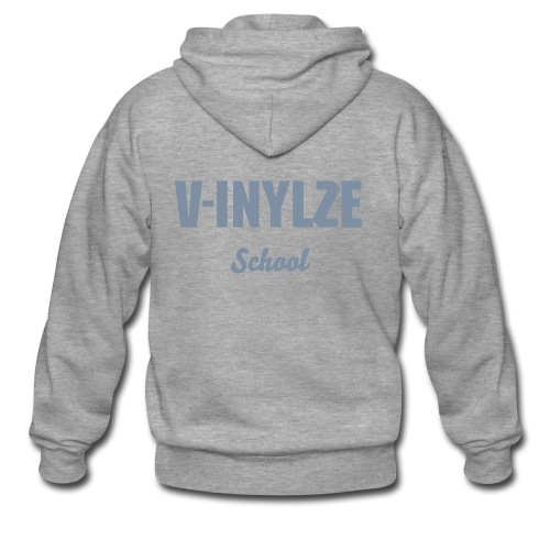 Sweat V-inylze School  For Men  - Veste à capuche Premium Homme