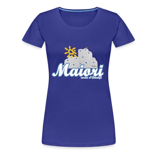 T-shirt Donna Maiori - Maglietta Premium da donna