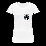 T-shirts ~ Premium-T-shirt dam ~ Artikelnummer 14286860