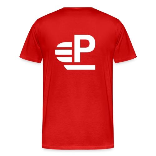 P-Boot Übergrößen Shirt - Männer Premium T-Shirt