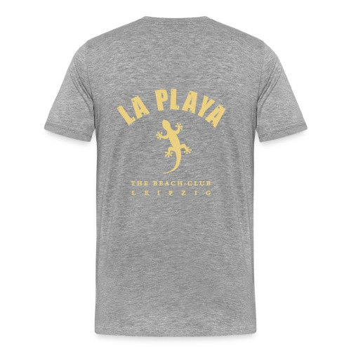 Beach Beach Beach - Männer Premium T-Shirt