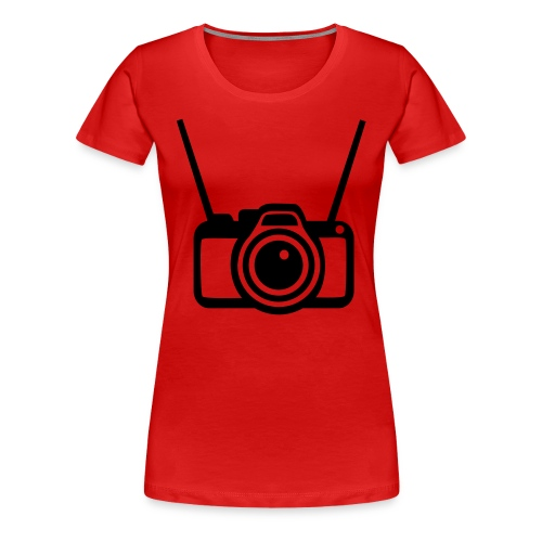 Photography Love - Women's Premium T-Shirt