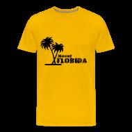 T-Shirts ~ Men's Premium T-Shirt ~ Mount Florida