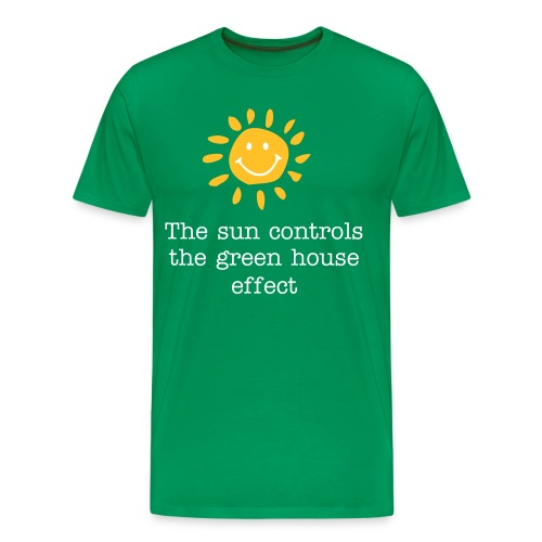 Green Tee - Men's Premium T-Shirt