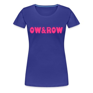 owandrow girlie - Women's Premium T-Shirt