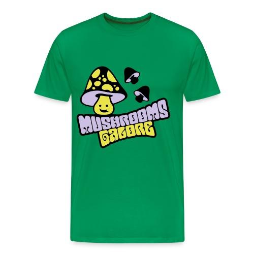 Mushrooms galore - Men's Premium T-Shirt