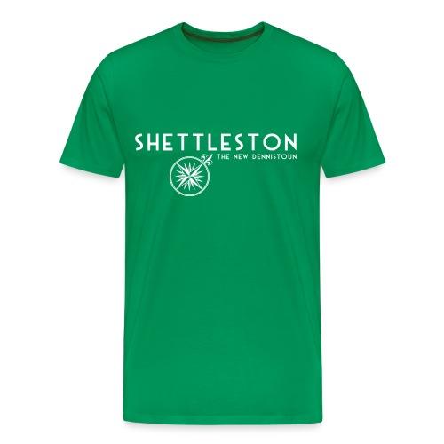 Shettleston - Men's Premium T-Shirt