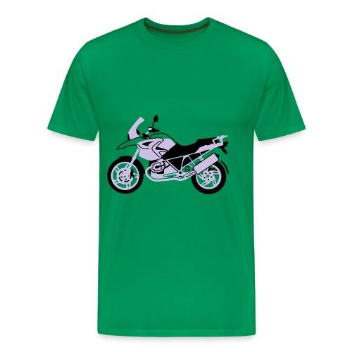 Männer T-shirt  i love my Bike - Männer Premium T-Shirt