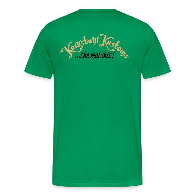 Kackstuhl Shirt Rodge, oliv