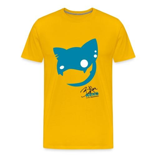 * Monsterkater - Männer Premium T-Shirt