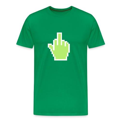 Tshirt geek : hello - T-shirt Premium Homme