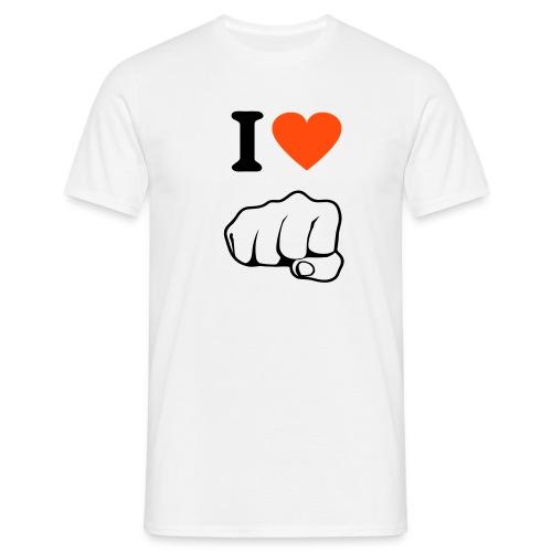 i  - Männer T-Shirt