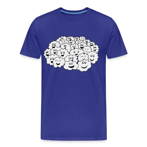 Cloud of clouds t-shirt - Men's Premium T-Shirt