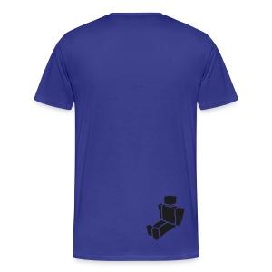 Bollocks to Xmas - Men's Classic White T-Shirt - Men's Premium T-Shirt