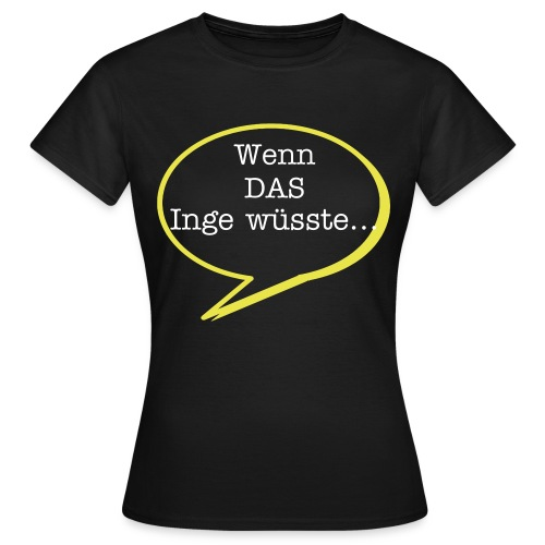 Girlieshirt - Frauen T-Shirt