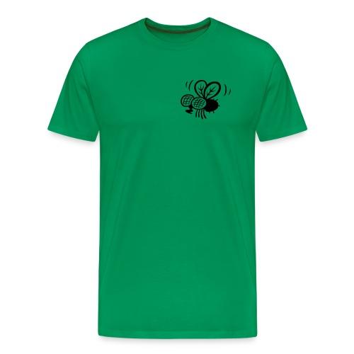 Kackstuhl Shirt, oliv - Männer Premium T-Shirt