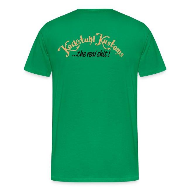 Kackstuhl Shirt, oliv