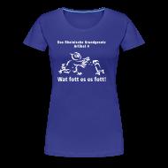 T-Shirts ~ Frauen Premium T-Shirt ~ Artikelnummer 13332285