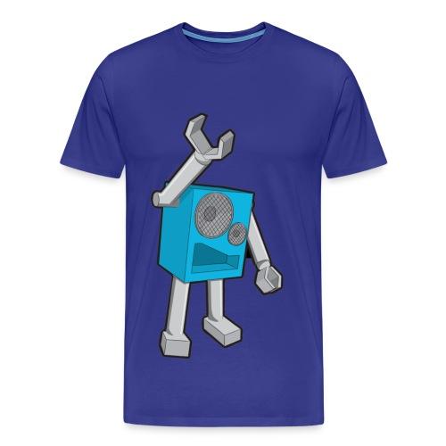 Robo-top - Men's Premium T-Shirt