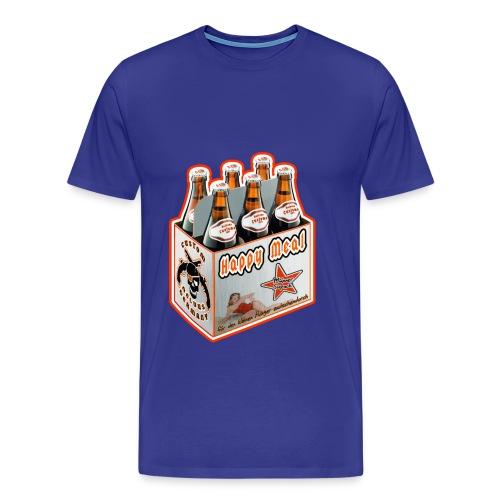 Happy Meal - Männer Premium T-Shirt