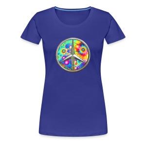 flowerchild - Vrouwen Premium T-shirt